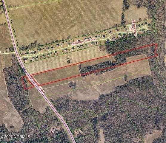 0 Richlands Highway, Richlands, NC 28574 (MLS #100258512) :: Courtney Carter Homes