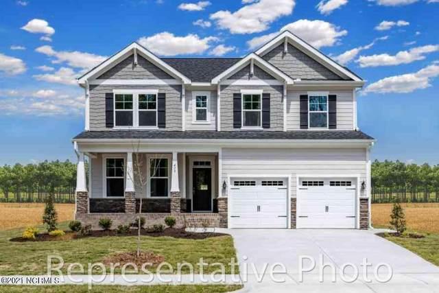 406 Gooseneck Lane, Sneads Ferry, NC 28460 (MLS #100258522) :: David Cummings Real Estate Team