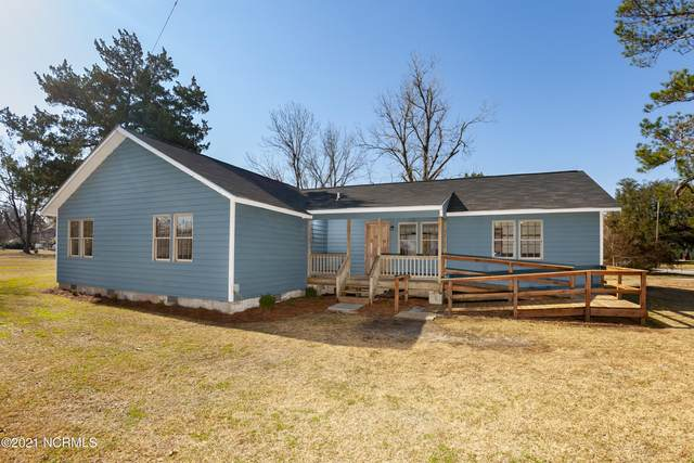 509 North Street, Oriental, NC 28571 (MLS #100258549) :: David Cummings Real Estate Team