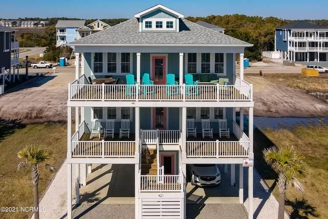 421 E Third Street, Ocean Isle Beach, NC 28469 (MLS #100258552) :: David Cummings Real Estate Team