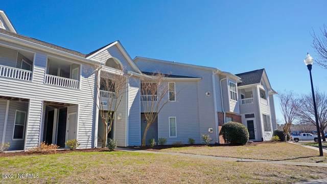 4122 Breezewood Drive Unit 204, Wilmington, NC 28412 (MLS #100258553) :: David Cummings Real Estate Team