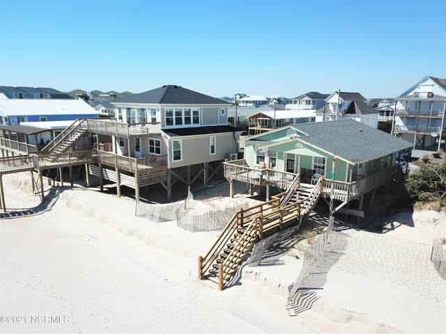 1108 N Shore Drive, Surf City, NC 28445 (MLS #100258563) :: Courtney Carter Homes