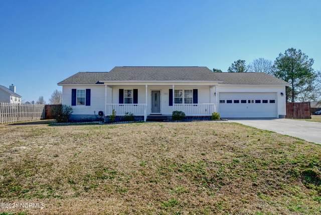 303 Parkton Drive, Richlands, NC 28574 (MLS #100258573) :: Courtney Carter Homes