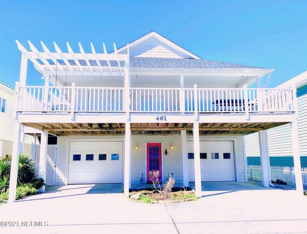 461 Fort Fisher Boulevard N, Kure Beach, NC 28449 (MLS #100258596) :: Coldwell Banker Sea Coast Advantage
