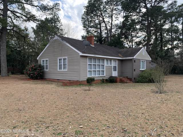 508 Mccaskill Avenue, Maxton, NC 28364 (MLS #100258609) :: CENTURY 21 Sweyer & Associates
