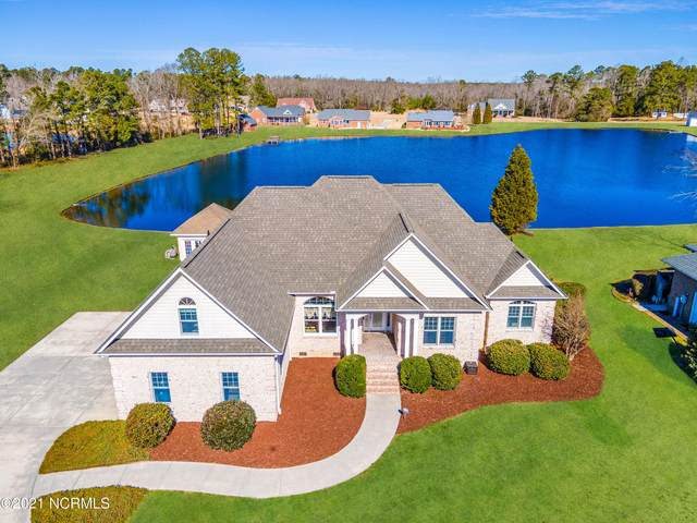 108 Sheris Court, New Bern, NC 28560 (MLS #100258614) :: The Oceanaire Realty