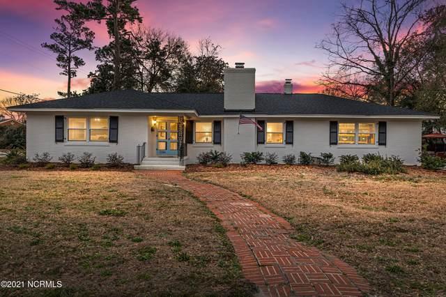2214 Oleander Drive, Wilmington, NC 28403 (MLS #100258625) :: David Cummings Real Estate Team