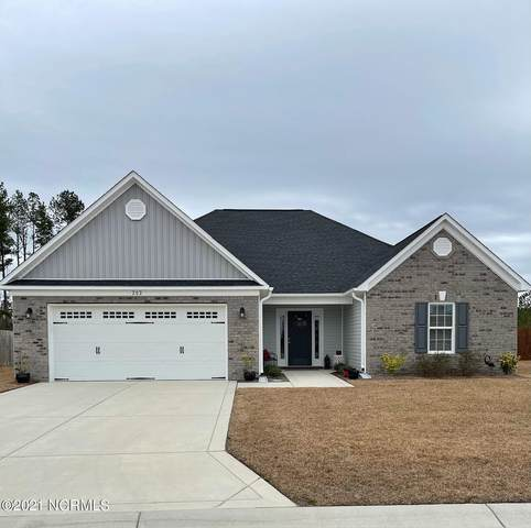 202 Wood House Drive, Jacksonville, NC 28546 (MLS #100258634) :: Courtney Carter Homes