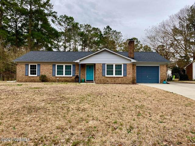 1123 Plymouth Drive, New Bern, NC 28562 (MLS #100258653) :: David Cummings Real Estate Team