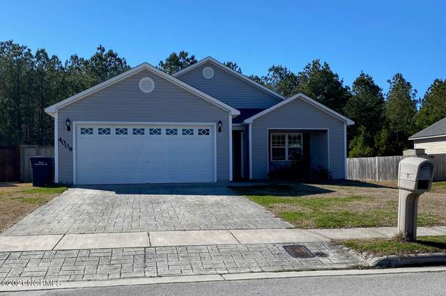4009 W T. Whitehead Drive, Jacksonville, NC 28546 (MLS #100258655) :: The Keith Beatty Team