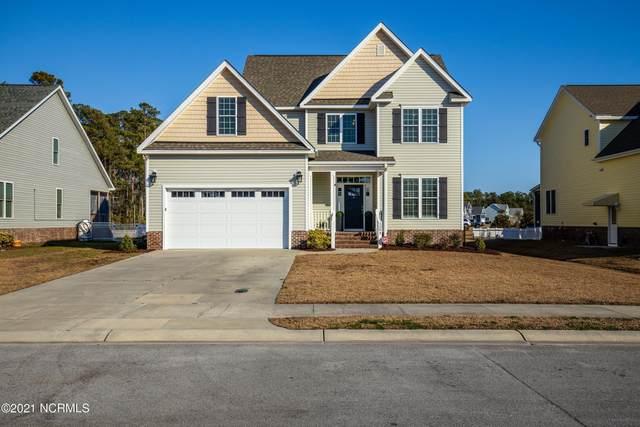 1204 Hidden Cove Avenue, Morehead City, NC 28557 (MLS #100258661) :: Coldwell Banker Sea Coast Advantage