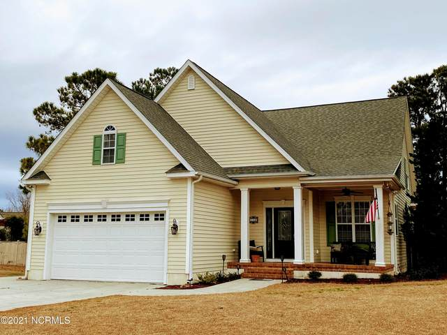 114 Tidewater Drive, Newport, NC 28570 (MLS #100258669) :: Great Moves Realty
