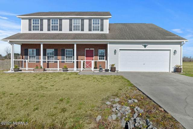 105 Hardin Drive, Maysville, NC 28555 (MLS #100258673) :: RE/MAX Elite Realty Group