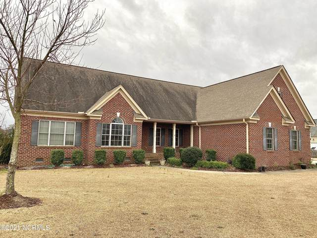 2226 Yadkin Court, Greenville, NC 27858 (MLS #100258674) :: Vance Young and Associates