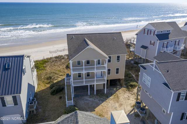 131 S Permuda Wynd, North Topsail Beach, NC 28460 (MLS #100258679) :: Great Moves Realty