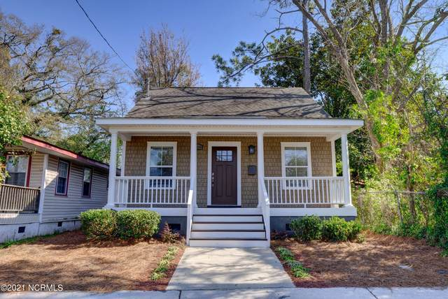 1008 Love Alley, Wilmington, NC 28401 (MLS #100258680) :: The Tingen Team- Berkshire Hathaway HomeServices Prime Properties
