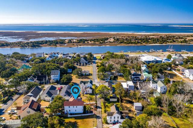 200 Fulford Street, Beaufort, NC 28516 (MLS #100258682) :: The Tingen Team- Berkshire Hathaway HomeServices Prime Properties