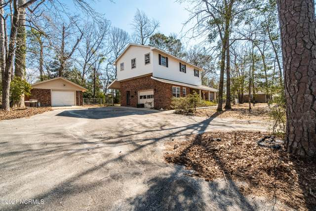 207 Shore Drive, Havelock, NC 28532 (MLS #100258691) :: Stancill Realty Group