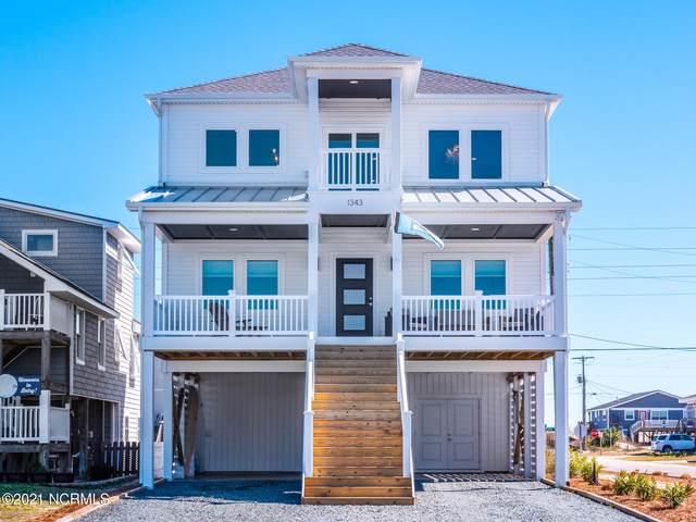 1343 Carolina Boulevard, Topsail Beach, NC 28445 (MLS #100258693) :: Thirty 4 North Properties Group