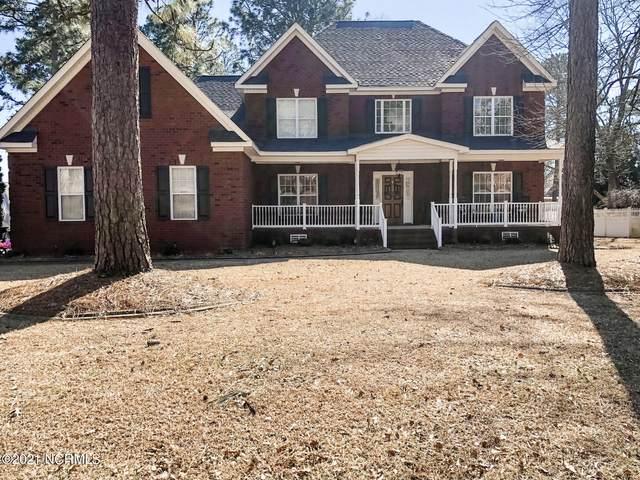202 Sevendales Drive, Goldsboro, NC 27534 (MLS #100258697) :: Barefoot-Chandler & Associates LLC