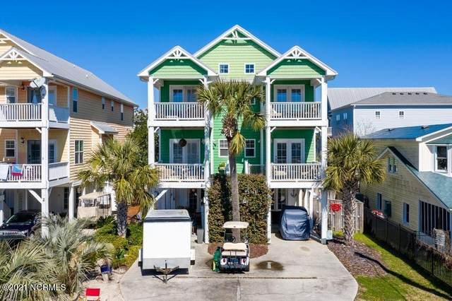 704 Ocean Boulevard Unit 2, Carolina Beach, NC 28428 (MLS #100258719) :: David Cummings Real Estate Team