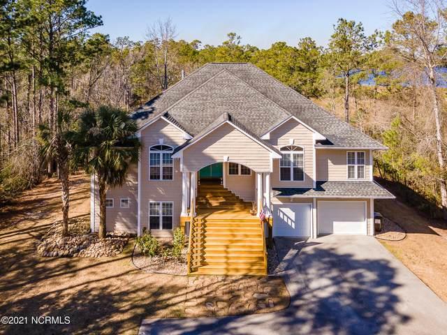 155 Otway Burns Drive, Swansboro, NC 28584 (MLS #100258720) :: Stancill Realty Group
