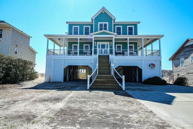 6609 W Beach Drive, Oak Island, NC 28465 (MLS #100258721) :: David Cummings Real Estate Team