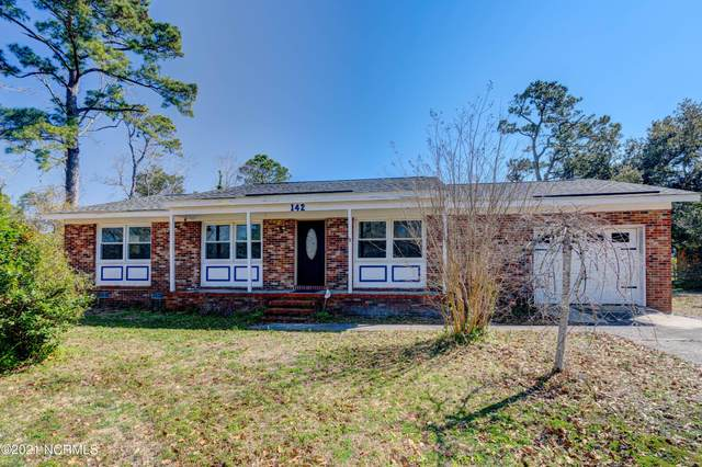 142 E Bedford Road, Wilmington, NC 28411 (MLS #100258750) :: Courtney Carter Homes