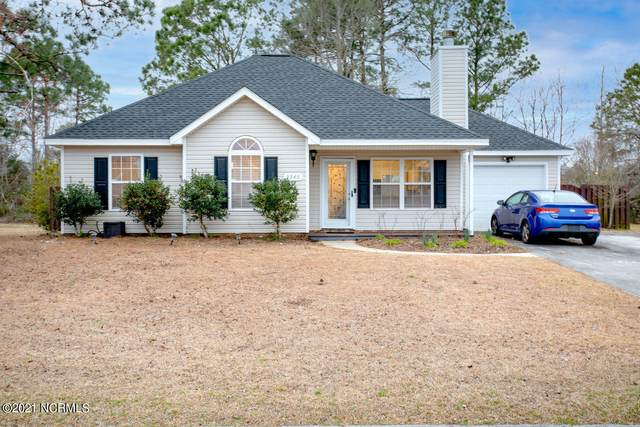 3345 Brucemont Drive, Wilmington, NC 28405 (MLS #100258756) :: CENTURY 21 Sweyer & Associates