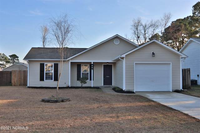 102 Jer Mar Drive, Havelock, NC 28532 (MLS #100258763) :: Courtney Carter Homes