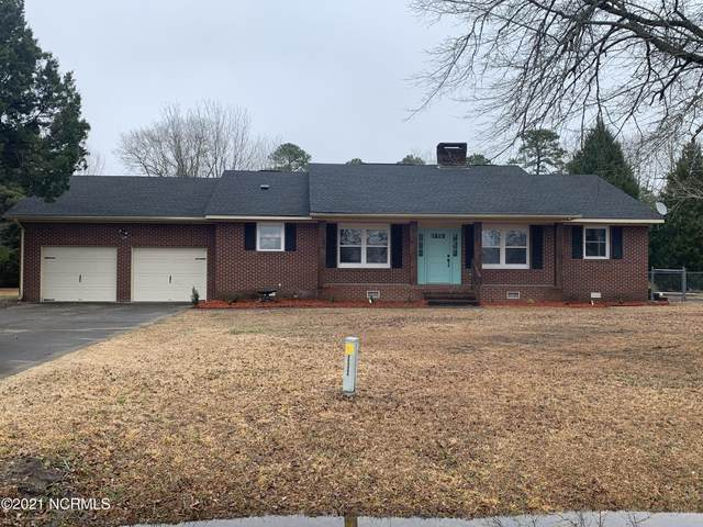 129 Galloway Road, New Bern, NC 28560 (MLS #100258768) :: Stancill Realty Group