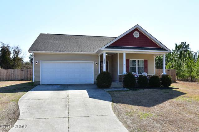 177 Sanders Drive, Hubert, NC 28539 (MLS #100258771) :: Courtney Carter Homes