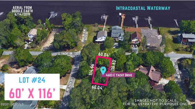 4603 E Yacht Drive, Oak Island, NC 28465 (MLS #100258778) :: The Legacy Team