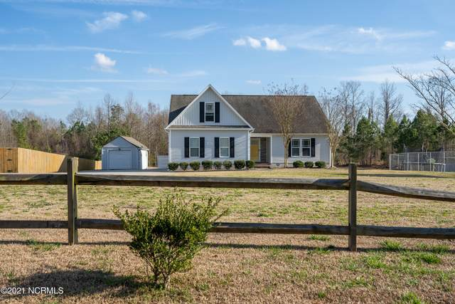 202 Maready Road, Jacksonville, NC 28546 (MLS #100258780) :: Vance Young and Associates
