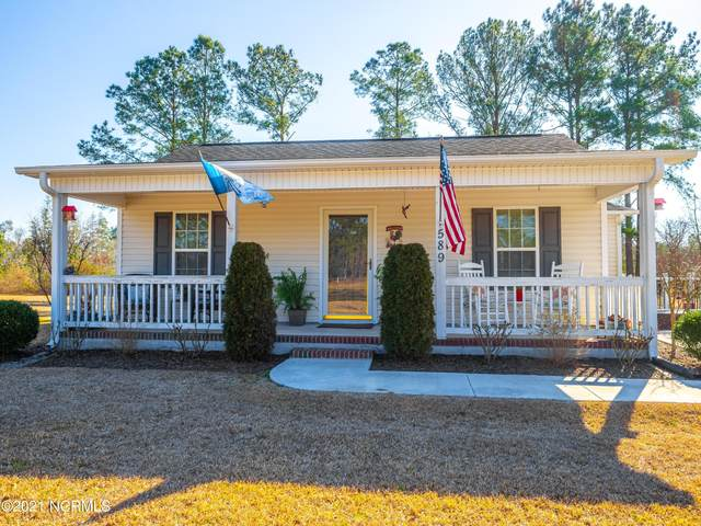 589 Coston Road, Richlands, NC 28574 (MLS #100258785) :: The Tingen Team- Berkshire Hathaway HomeServices Prime Properties