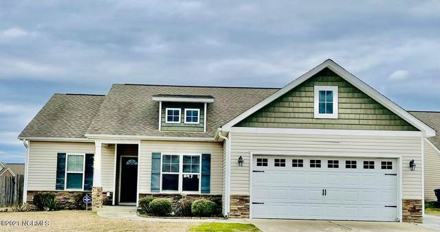 401 Cabernet Court, Jacksonville, NC 28546 (MLS #100258804) :: Vance Young and Associates