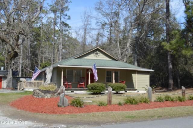 390 Varnamtown Road SW, Supply, NC 28462 (MLS #100258810) :: David Cummings Real Estate Team