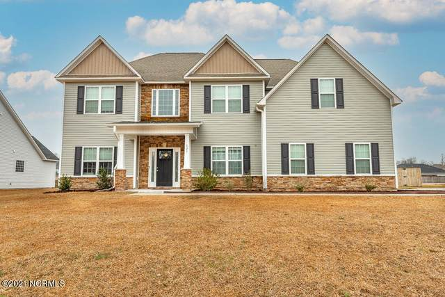 127 Lindenrain Boulevard, New Bern, NC 28562 (MLS #100258817) :: Vance Young and Associates