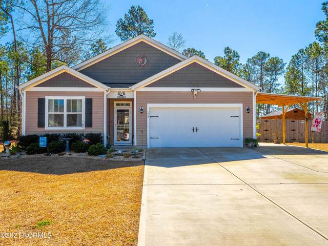 123 Old Dock Landing Road, Sneads Ferry, NC 28460 (MLS #100258818) :: RE/MAX Essential