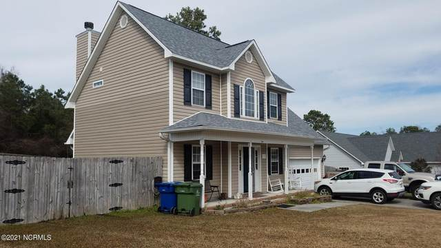 153 Lawndale Lane, Sneads Ferry, NC 28460 (MLS #100258825) :: Thirty 4 North Properties Group
