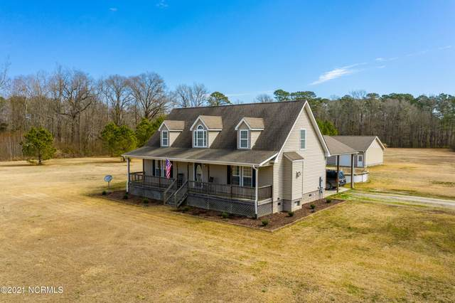 1905 Heber Hudson Road, Greenville, NC 27858 (MLS #100258837) :: Vance Young and Associates