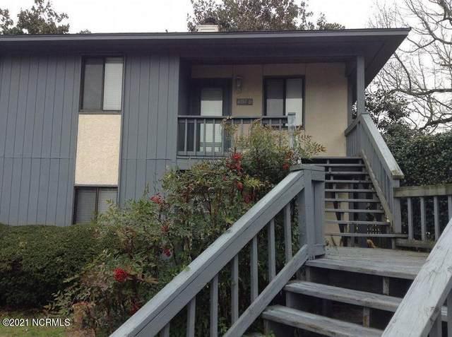 4157 Spirea Drive D, Wilmington, NC 28403 (MLS #100258840) :: David Cummings Real Estate Team