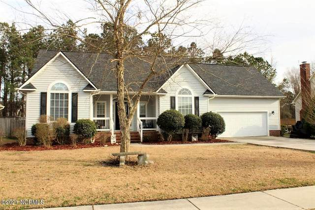 321 Richmond Drive, Jacksonville, NC 28540 (MLS #100258843) :: Vance Young and Associates