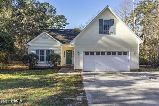 104 Country Club Drive, Hampstead, NC 28443 (MLS #100258854) :: Vance Young and Associates