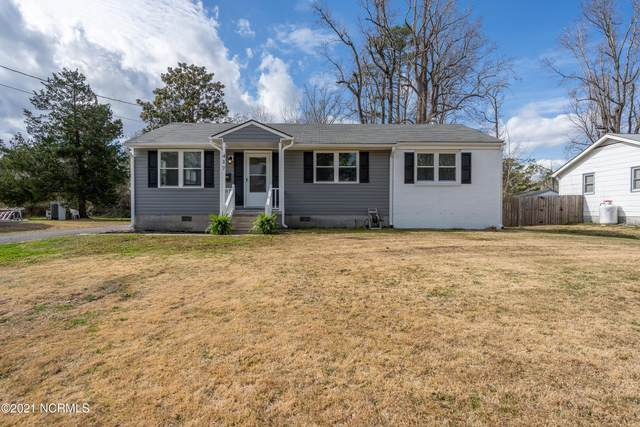 417 Seminole Trail, Jacksonville, NC 28540 (MLS #100258856) :: Vance Young and Associates