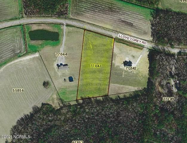 0 Lloyd Corey Road Road, Stokes, NC 27884 (MLS #100258869) :: Vance Young and Associates