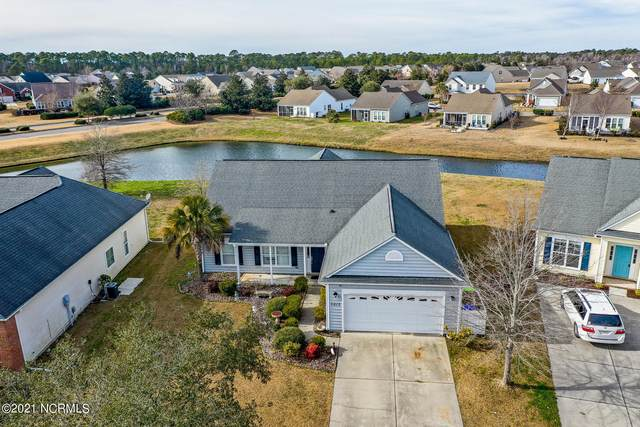 5013 Bowline Court, Southport, NC 28461 (MLS #100258874) :: Donna & Team New Bern