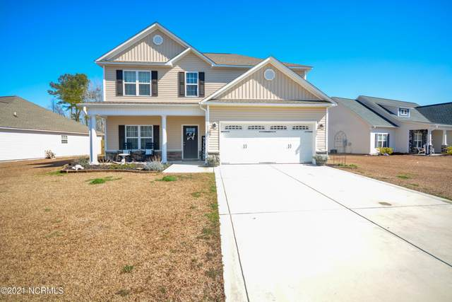 118 S Sea Street, Jacksonville, NC 28546 (MLS #100258876) :: Vance Young and Associates