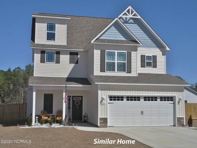 153 Baysden Road Lot 2, Chinquapin, NC 28521 (MLS #100258879) :: The Tingen Team- Berkshire Hathaway HomeServices Prime Properties