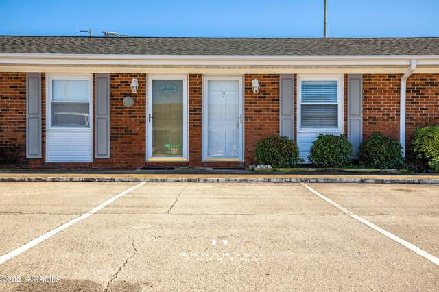 121 Old Causeway Road #11, Atlantic Beach, NC 28512 (MLS #100258891) :: Stancill Realty Group